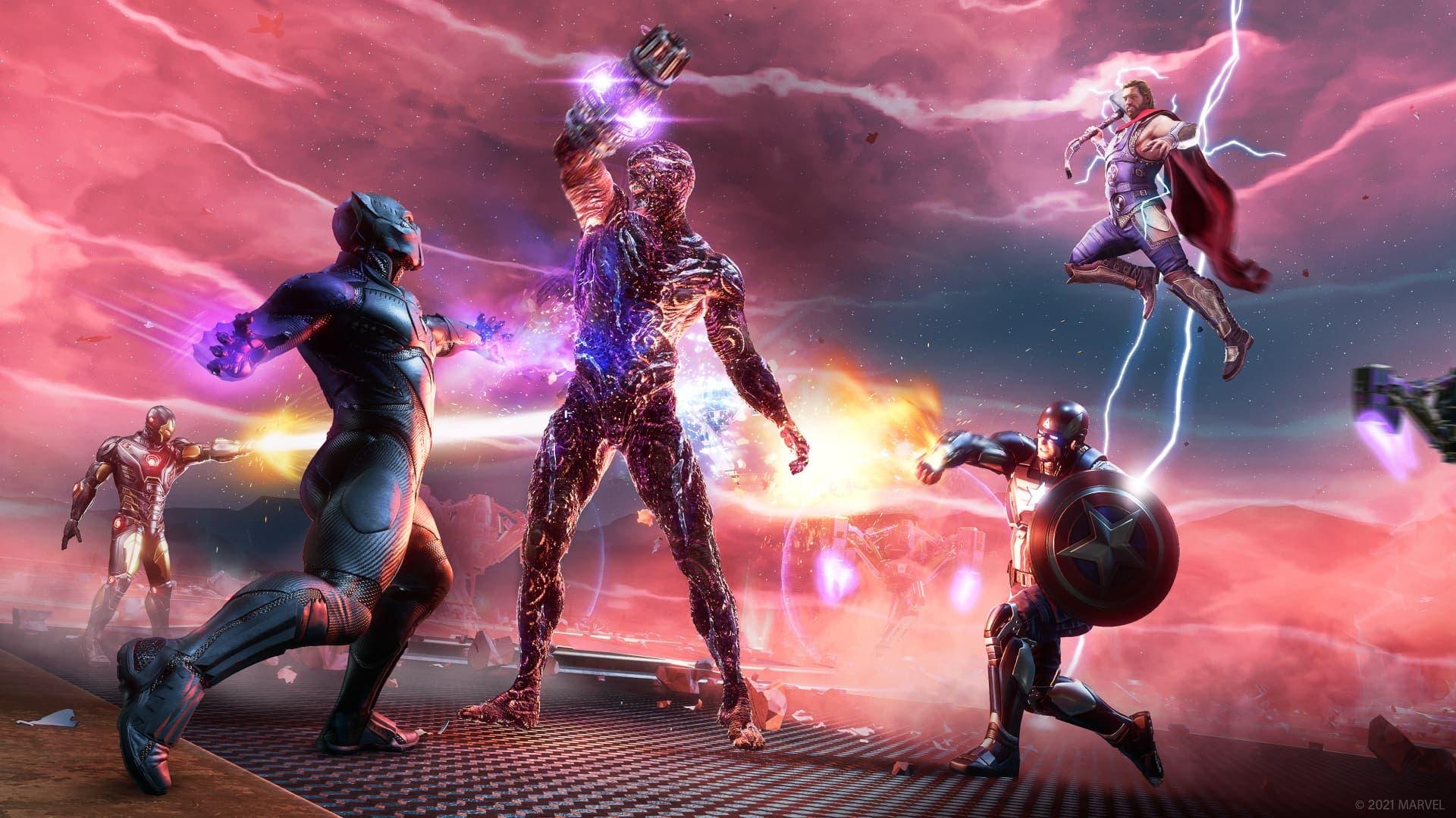 Primeras impresiones de Marvel's Avengers: Black Panther - War for Wakanda 3