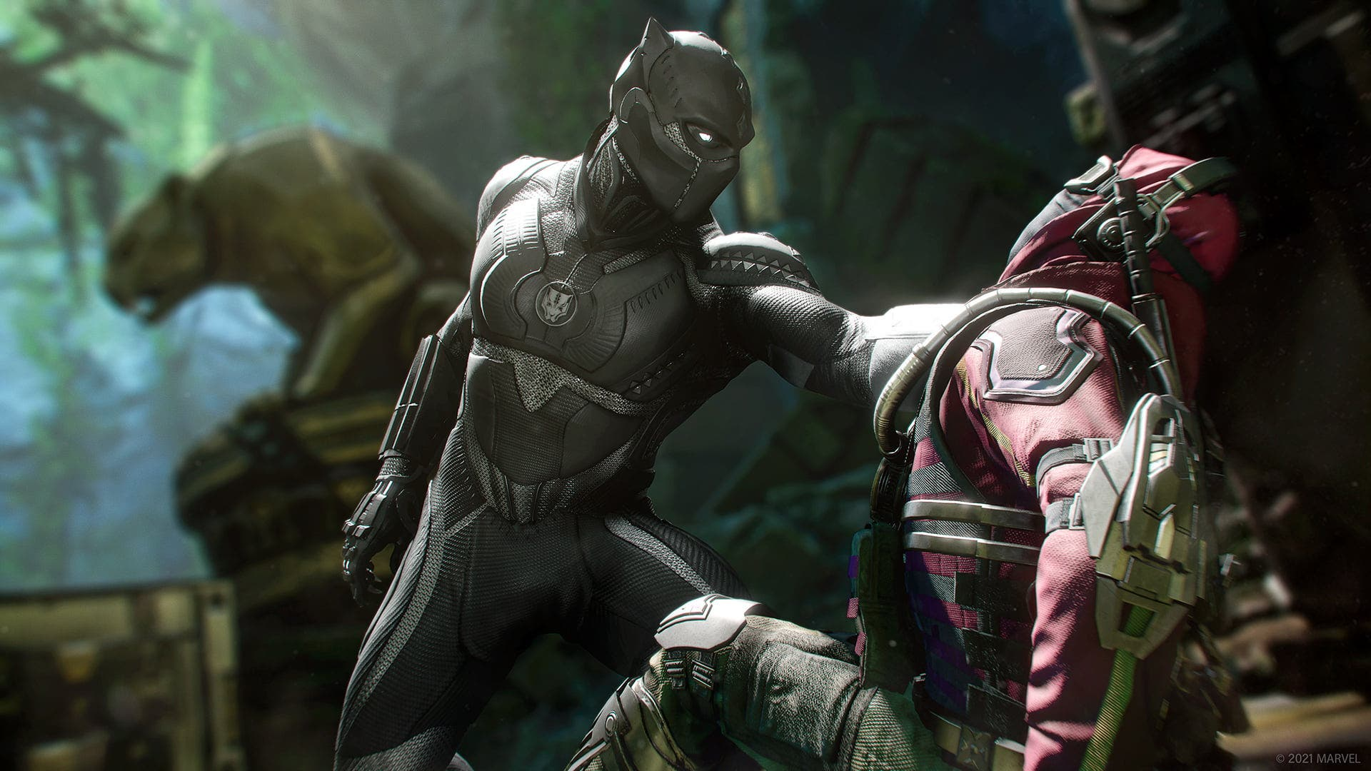 Primeras impresiones de Marvel's Avengers: Black Panther - War for Wakanda 2