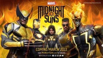 Gamescom 2021: anunciado Marvel Midnight Suns para marzo 2022 2