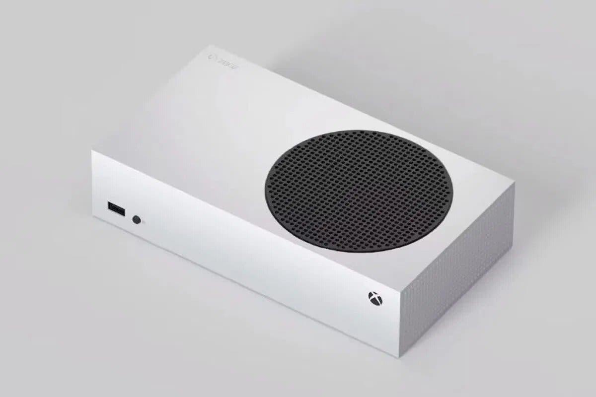 stock de Xbox Series S