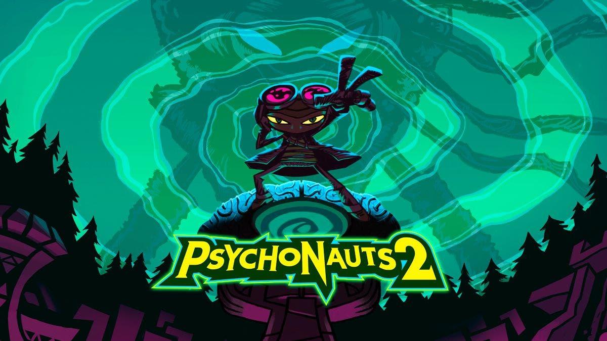 Psychonauts 2 reciben 6 nominaciones a los GOTY