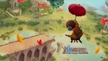 Yonder: The Cloud Catcher Chronicles ya está disponible en Xbox Series X S