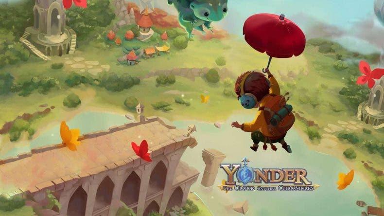 Yonder: The Cloud Catcher Chronicles ya está disponible en Xbox Series X|S