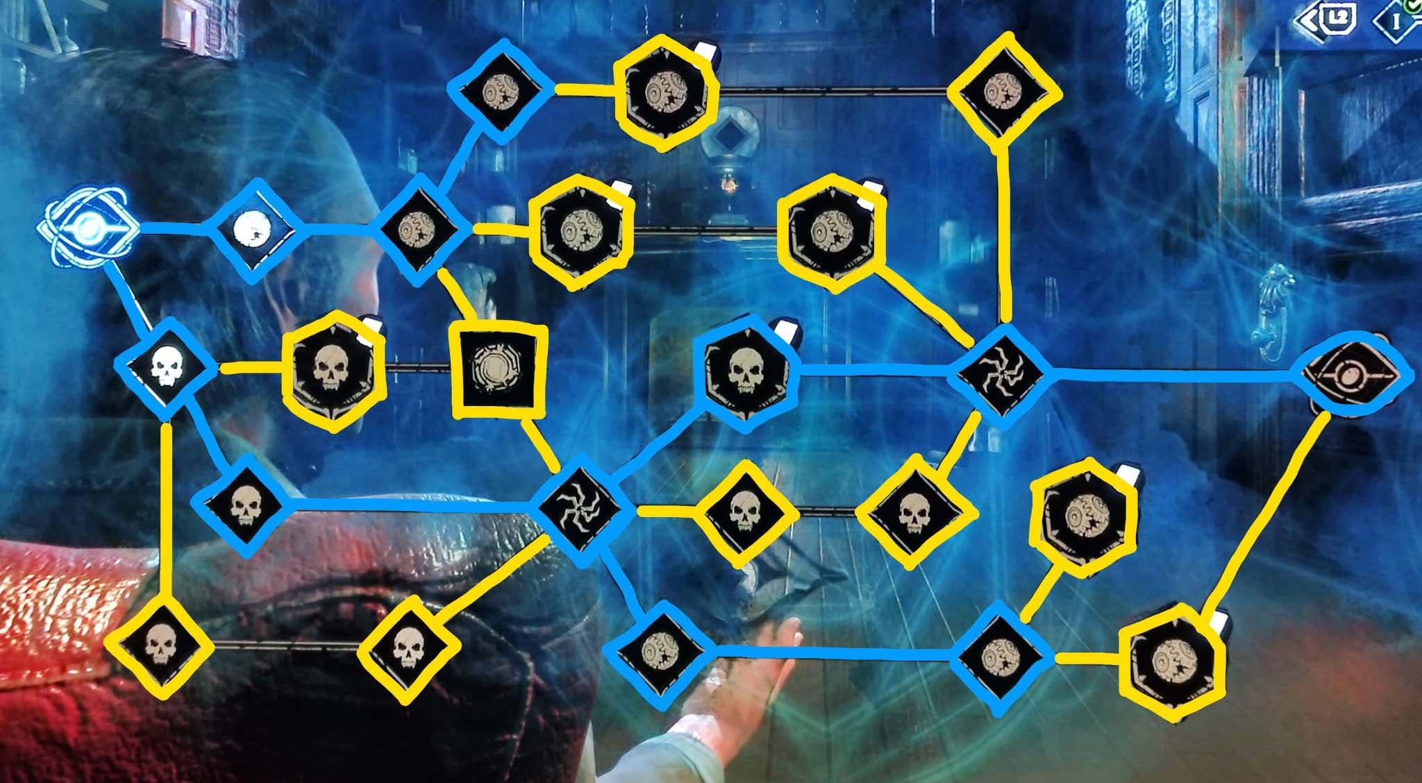 Cómo ahorrar el máximo de puntos con el nivel 3 del Tomo de Los Archivos de Dead by Daylight 2