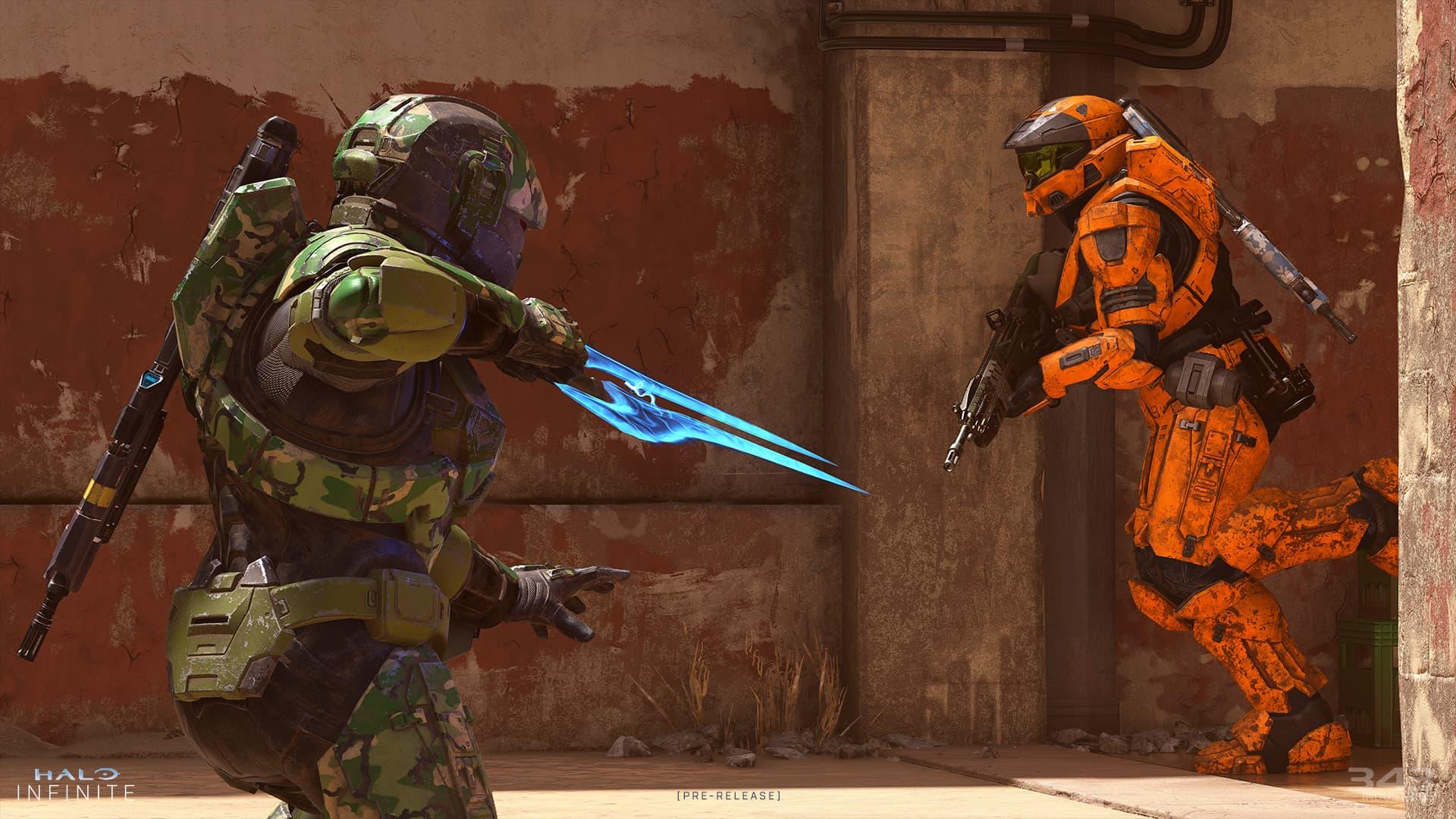 fecha de lanzamiento de Halo Infinite