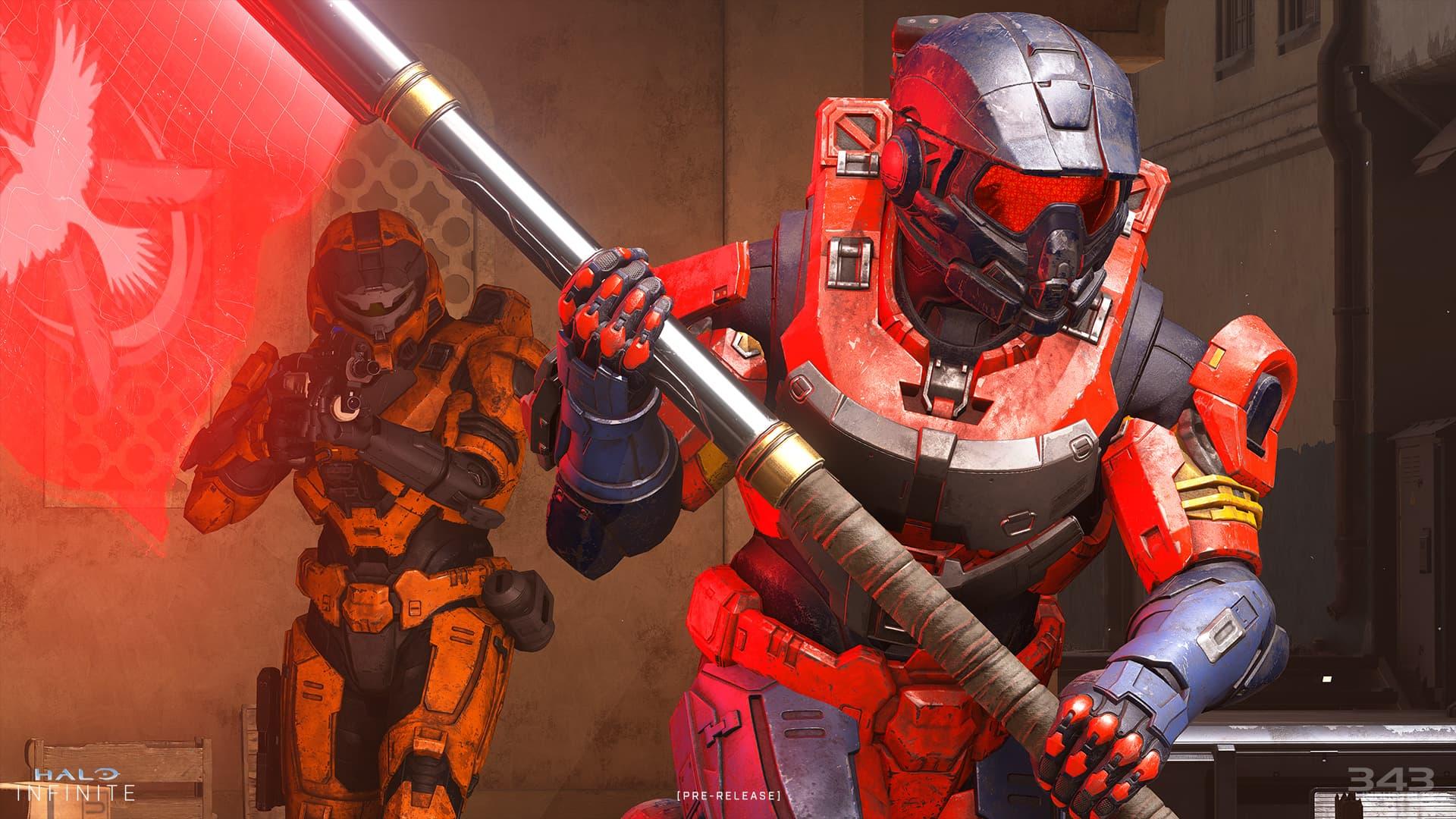 Digital Foundry analiza el rendimiento de Halo Infinite en Xbox Series X|S y PC 3