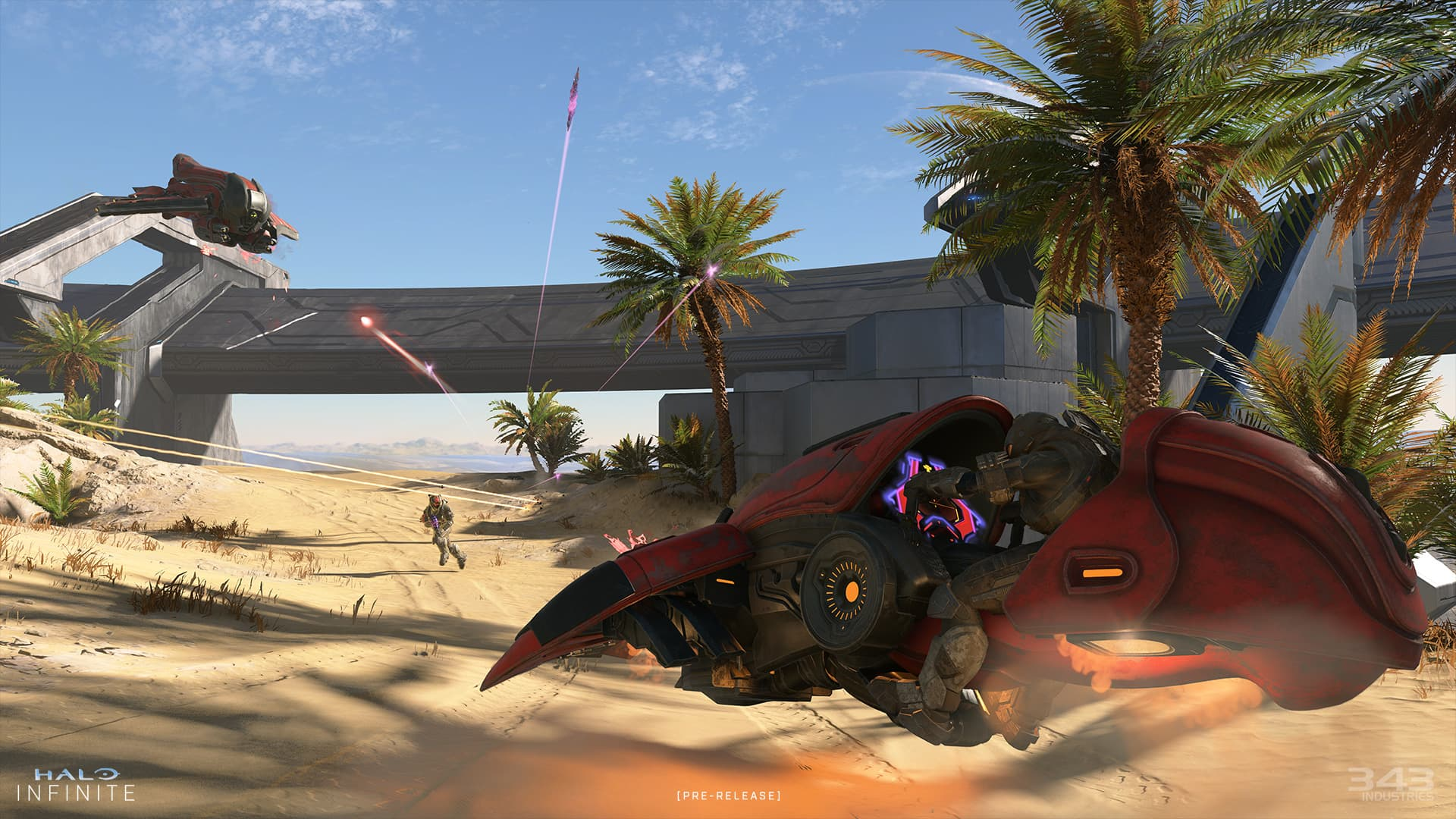 Impresiones de la prueba técnica del multijugador de Halo Infinite 2