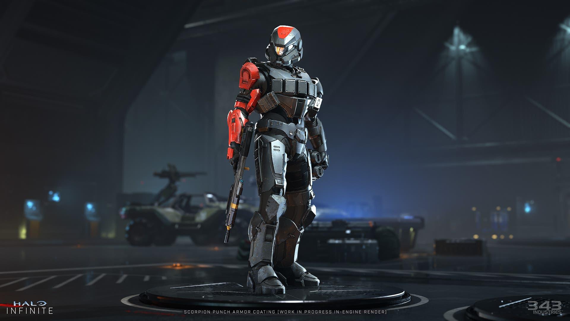 Impresiones de la prueba técnica del multijugador de Halo Infinite