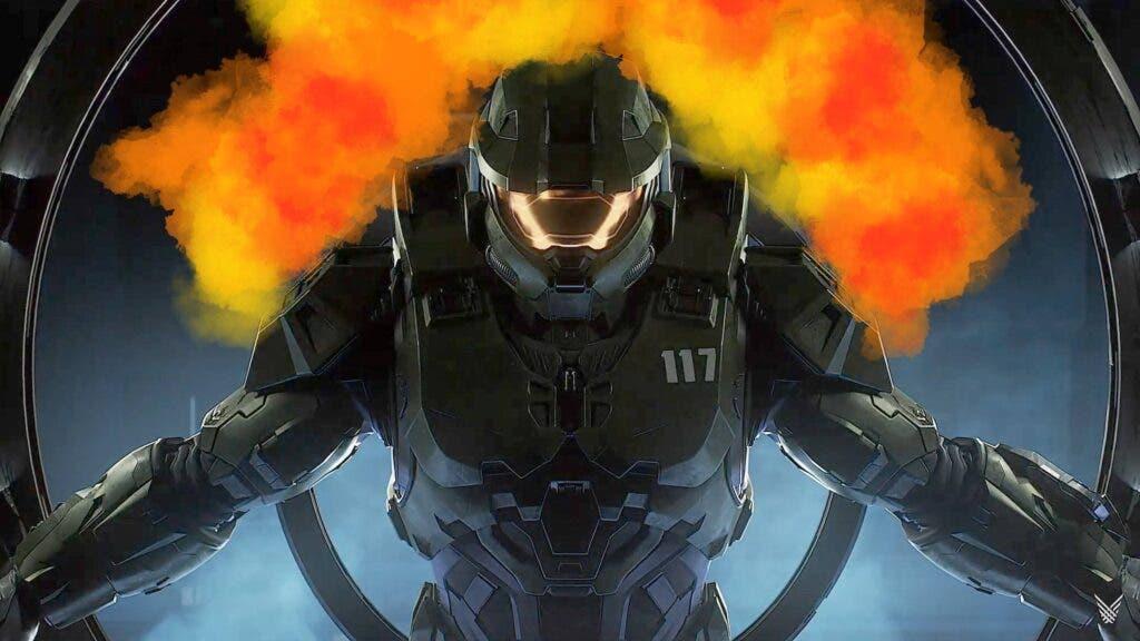 Filtrada accidentalmente la fecha de lanzamiento de Halo Infinite