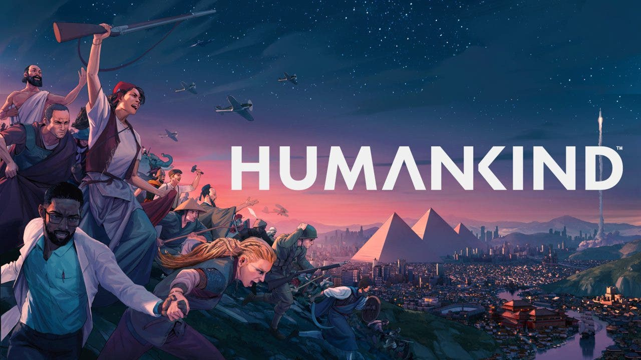 Humankind y otros 3 juegos en Xbox Game Pass