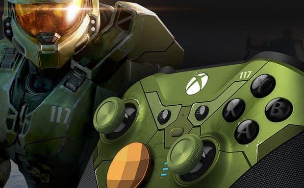 Ya podéis reservar el mando Halo Infinite Limited Edition Elite Series 2 1