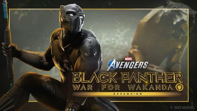 Marvel's Avengers: Black Panther - War for Wakanda recibe un nuevo tráiler enfocado a la historia 1