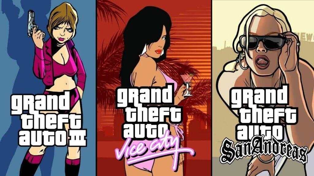 Rockstar Games mentions GTA Remastered Trilogy