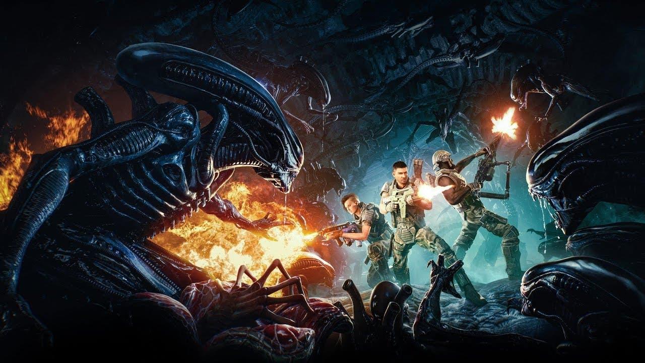 requisitos mínimos y recomendados de Aliens Fireteam Elite