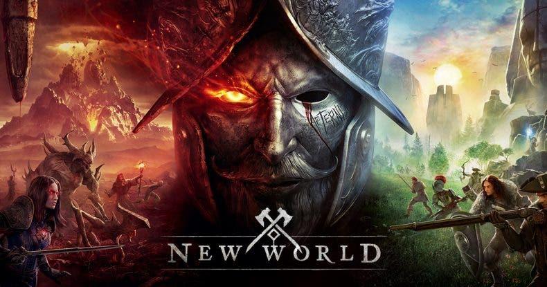 La beta abierta de New World, el prometedor MMO de Amazon, ya tiene fecha oficial