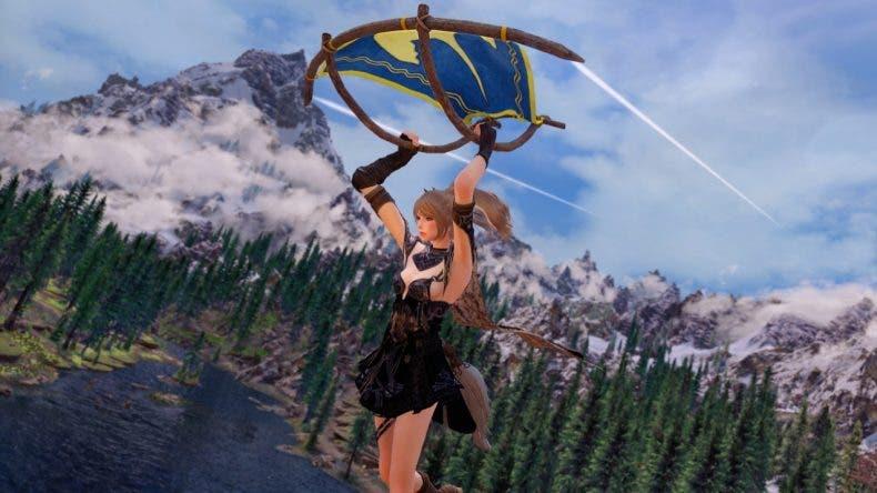 Un mod de Skyrim permite volar con la paravela de Zelda Breath of the Wild