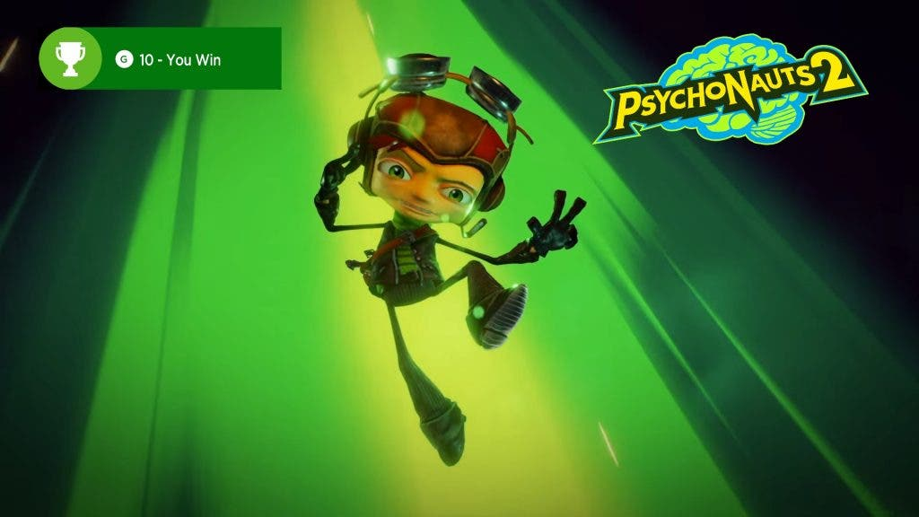 Ya disponible Psychonauts 2 en Xbox Game Pass