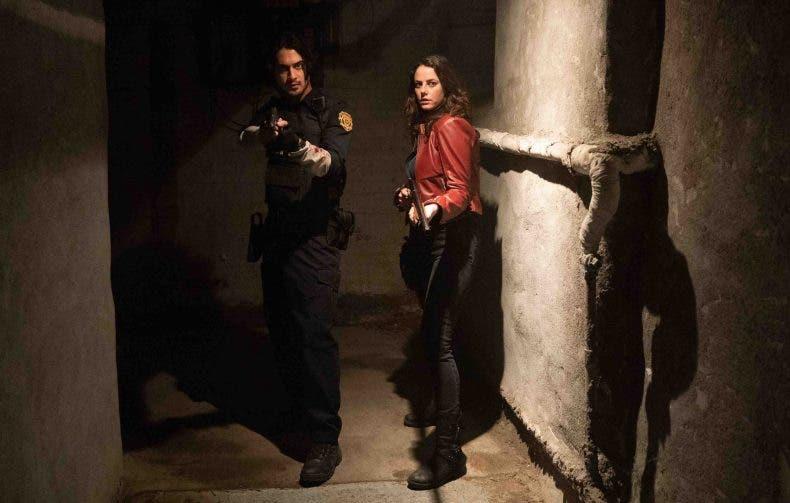 La película Resident Evil: Welcome to Raccoon City muestra sus primeras imágenes 1