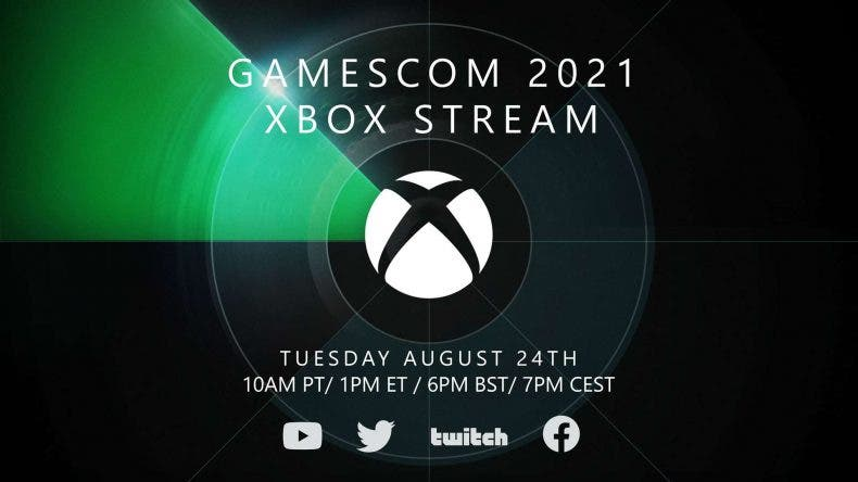 Todos los horarios de la conferencia de Xbox de la Gamescom 2021 1