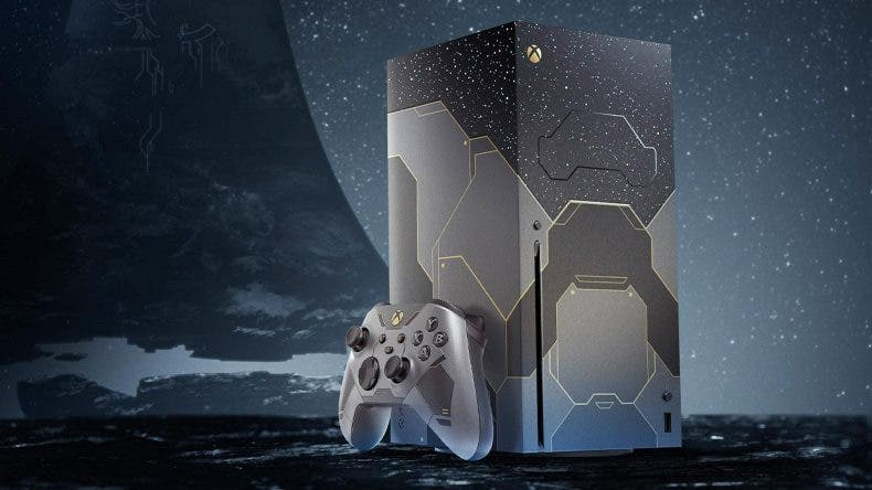 Xbox Series X de Halo Infinite