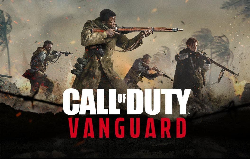 descarga de Call of Duty: Vanguard