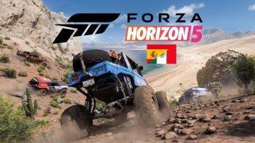 idioma español en Forza Horizon 5