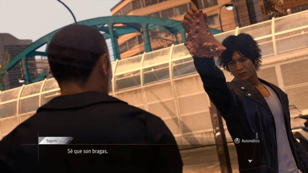 Análisis de Lost Judgment - Xbox Series X 2