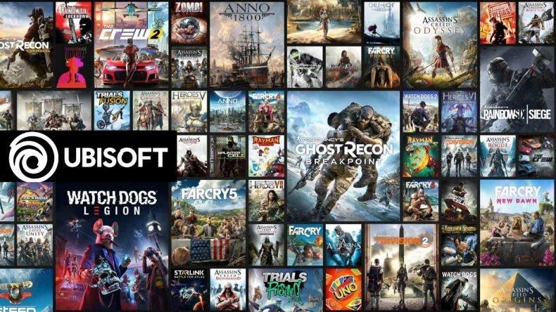 juegos gratis de Ubisoft para PC