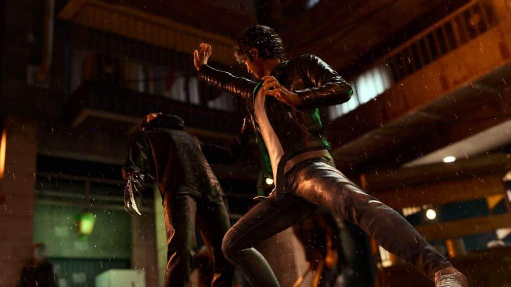 Análisis de Lost Judgment - Xbox Series X 1