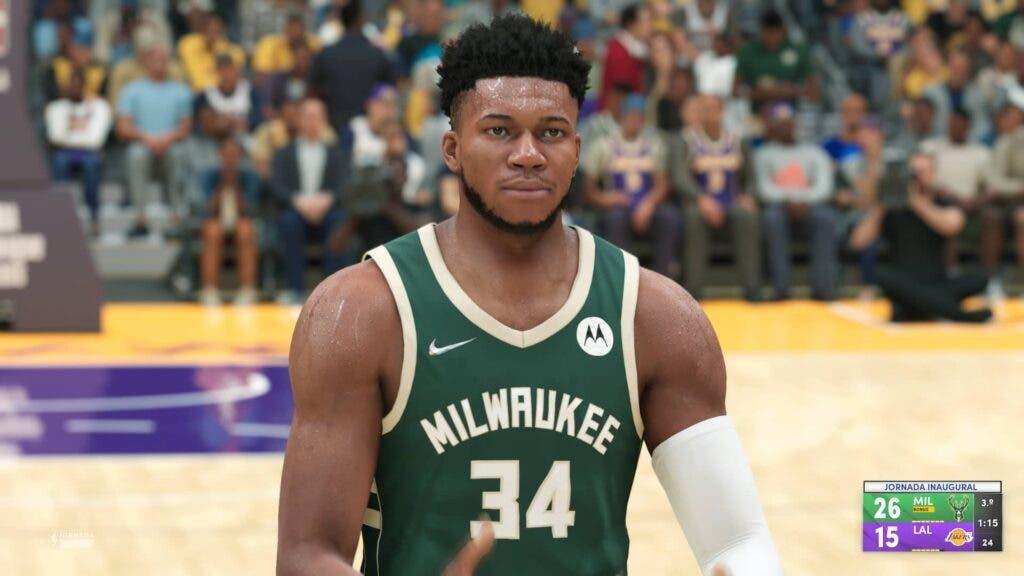 Análisis de NBA 2K22 - Xbox Series X 5