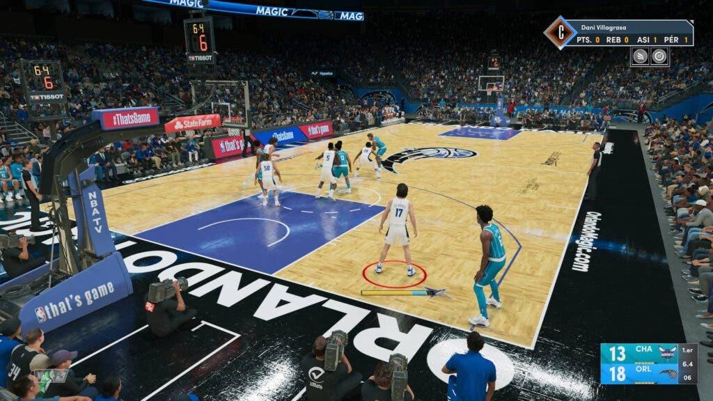 Análisis de NBA 2K22 - Xbox Series X 1