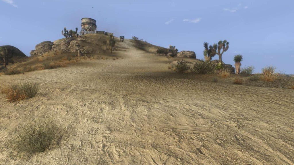 Un mod de Fallout 3 y New Vegas recrea todas sus texturas a calidad 2K de forma impresionante