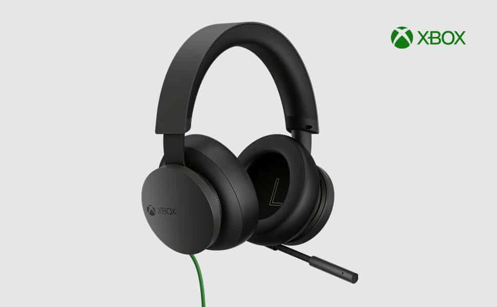 Hazte ya con los Cascos Stereo para Xbox Series X|S 3
