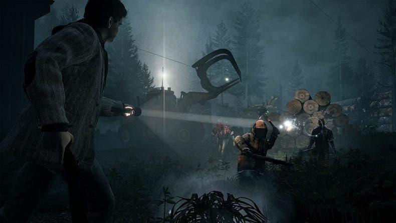 Alan Wake Remastered se deja ver a 4K en un nuevo gameplay 1