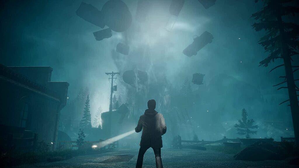 Primer trailer de Alan Wake Remaster