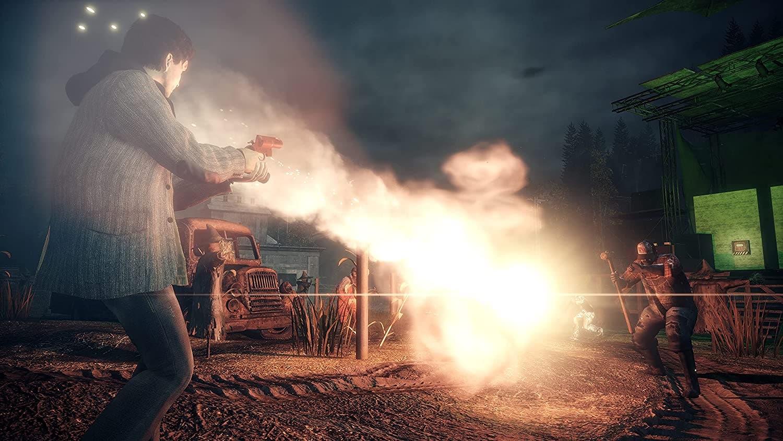 Alan Wake Remastered muestra su mejoría en sus primeras imágenes 1