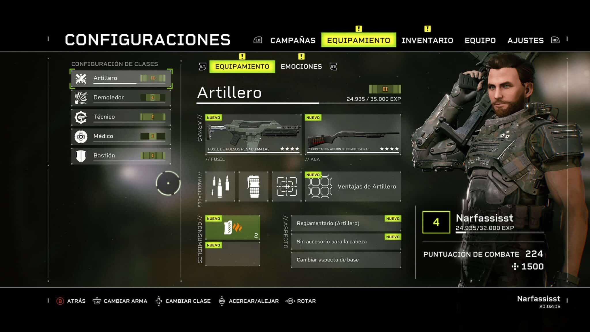 Análisis de Aliens: Fireteam Elite