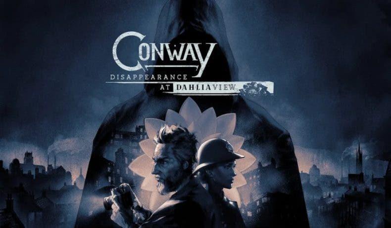 Anunciado Conway: Disappearance at Dahlia view