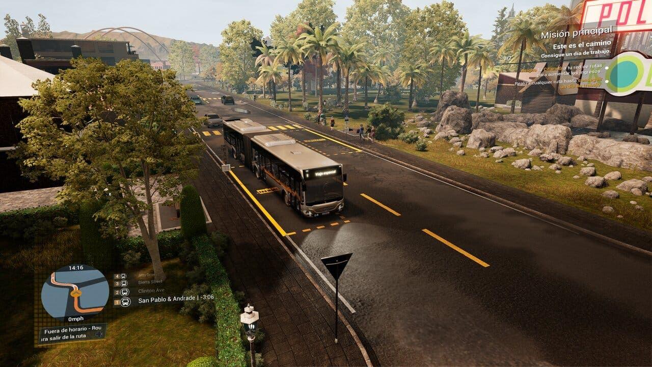 Análisis de Bus Simulator 21 – Xbox One 1