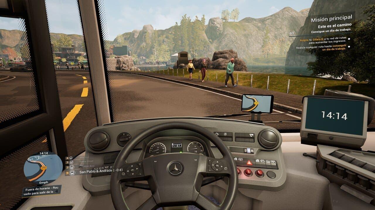 Análisis de Bus Simulator 21 – Xbox One 2