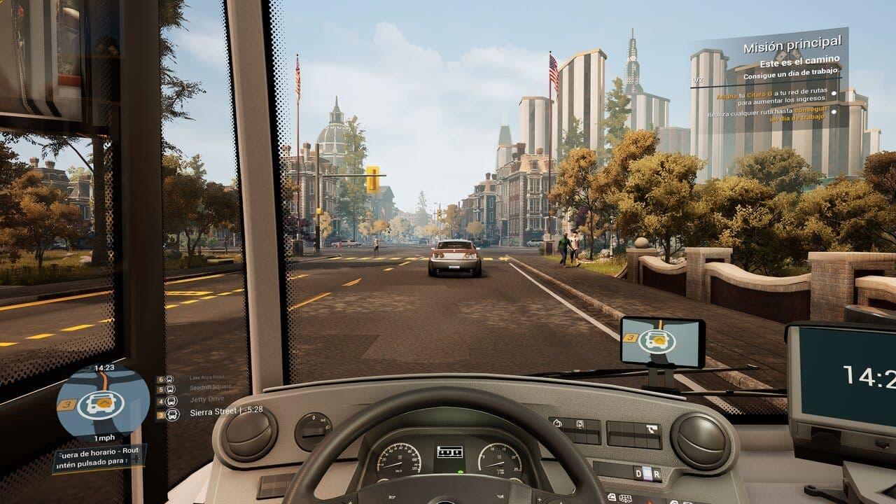 Análisis de Bus Simulator 21 – Xbox One 3