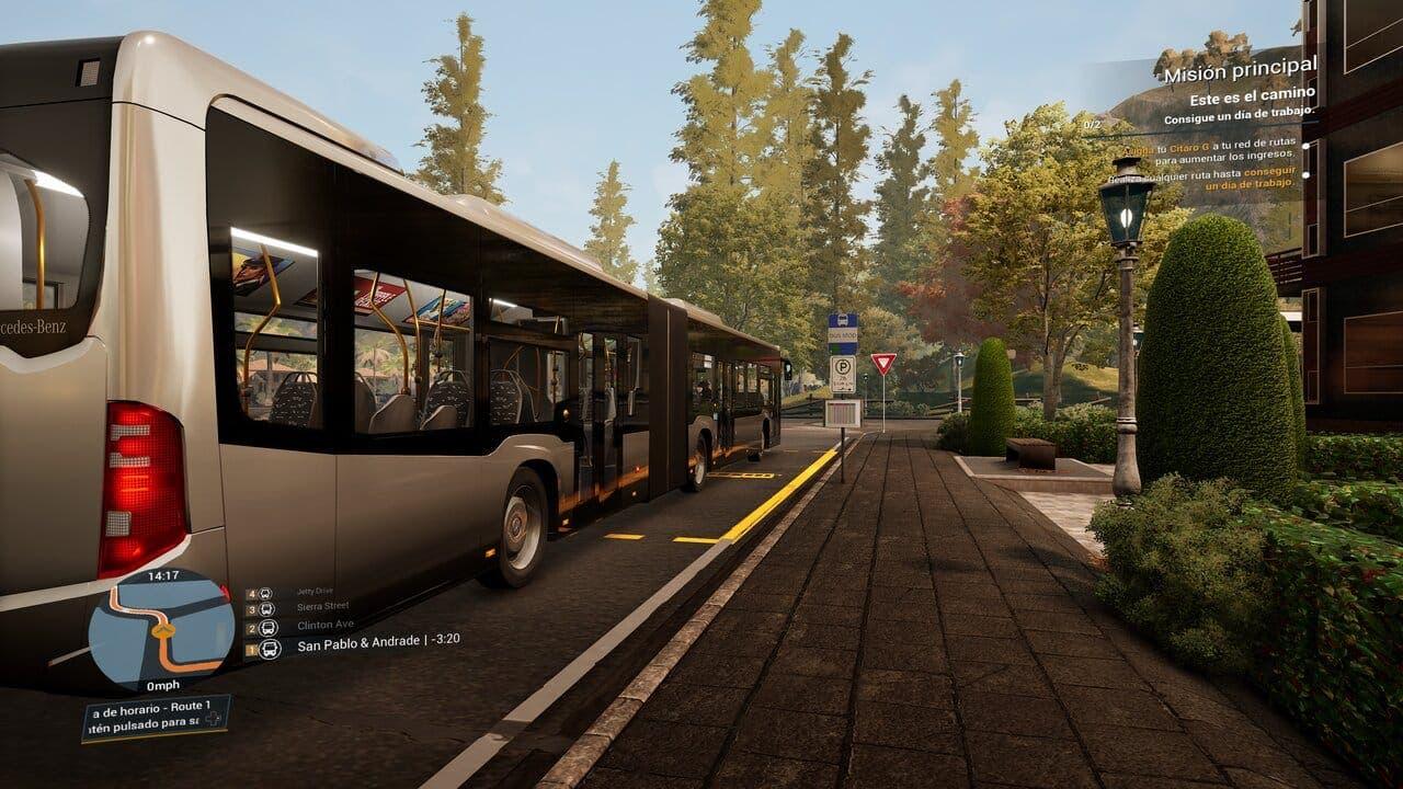 Análisis de Bus Simulator 21 – Xbox One 4