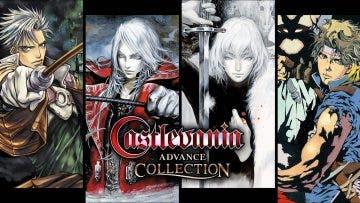 Castlevania Advance Collection ya se encuentra disponible para comprar 26