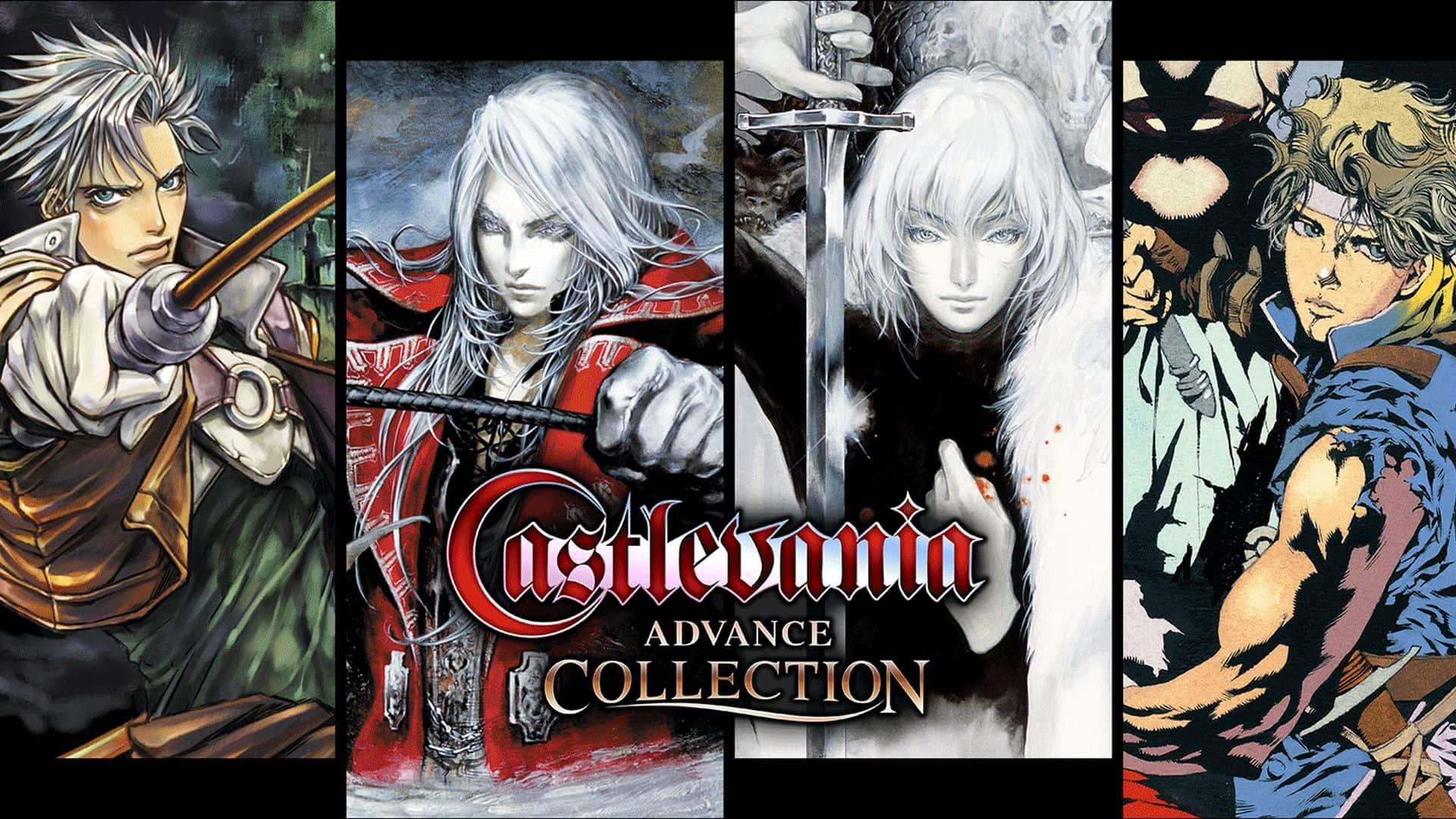 Castlevania Advance Collection ya se encuentra disponible para comprar 8