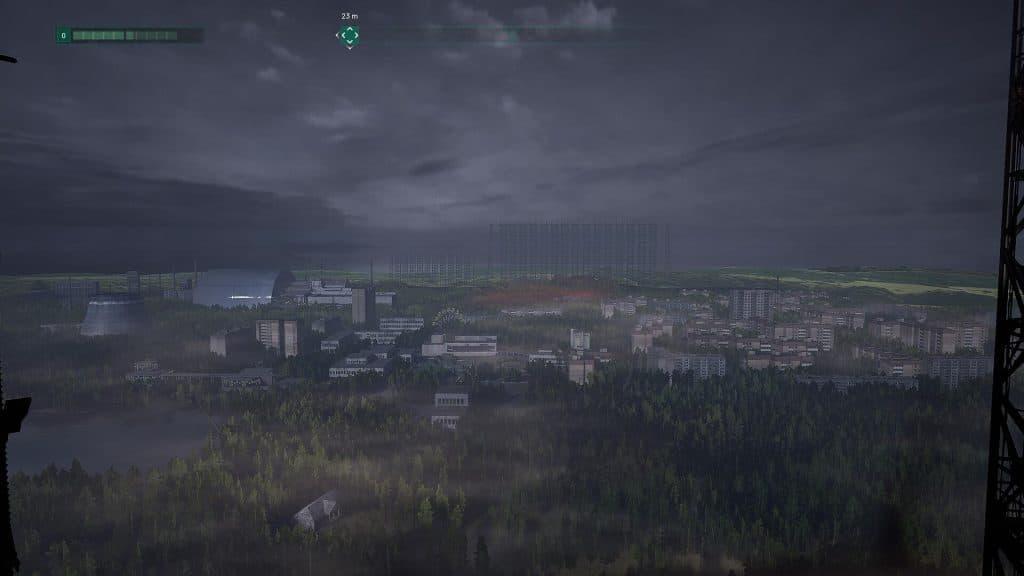 análisis de chernobylite