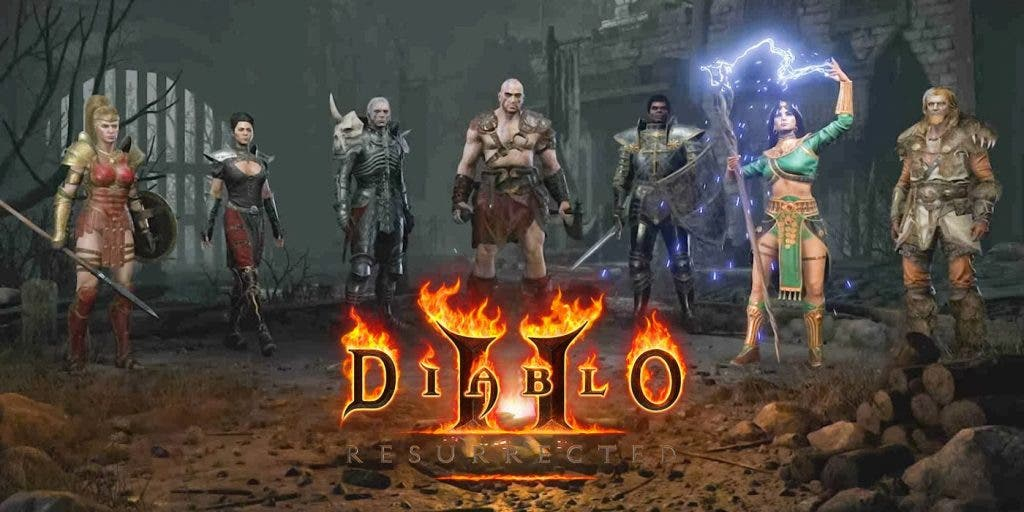 Diablo 2 Resurrected presenta fallos