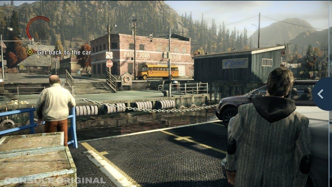 Comparan Alan Wake Remastered con el juego original de Xbox 360