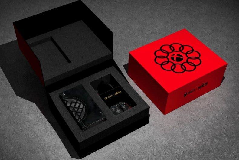 Xbox Series X de Shang-Chi