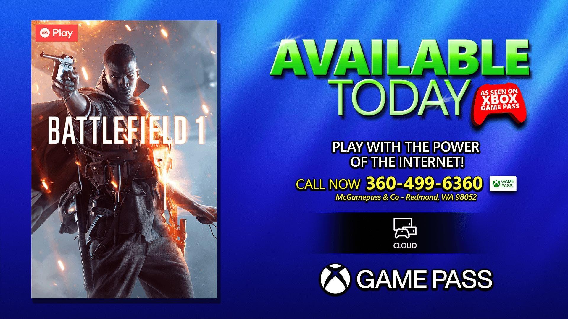 juegos en Xbox Game Pass