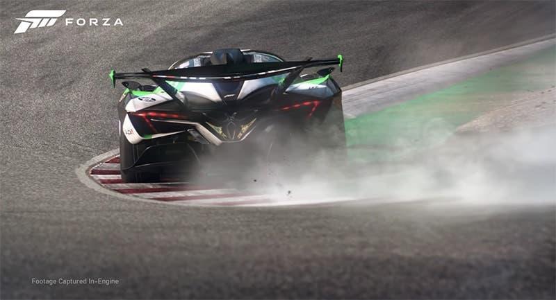 detalles del nuevo Forza Motorsport